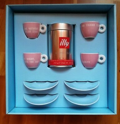 Tasses Illy Collection Tasses à expresso LOUISE BOURGEOIS 2003 Rosenthal