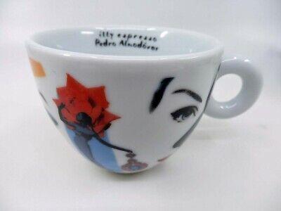 ILLY ESPRESSO PEDRO ALMODOVAR tasse à café tasse à cappuccino 2 tasse