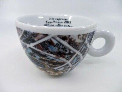 ILLY ESPRESSO EXPO MILAN 2015 tasse à café tasse à cappuccino 4 tasse