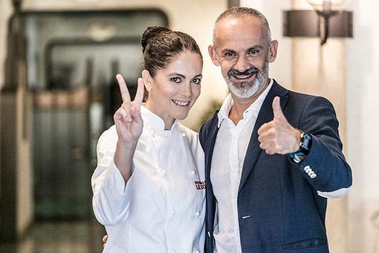 Rosanna Marziale et Fabrizio Mengoli (Xelecto sur les marchés étrangers: un succès sans frontières)
