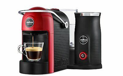 Machine à café Cappuccino Lavazza chez Modo Mio Jolie & Red Milk