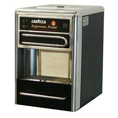 Machine à café Lavazza Espresso Point Ep 95 Inox Evolution révisée