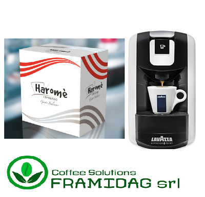 Machine à café Capsules à dosettes Lavazza Espresso Point Ep Mini + 100 Haromè Sorrento