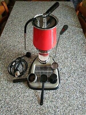 FE-AR peur machine à café levier Peppina 700w vintage espresso fabriqué en Italie