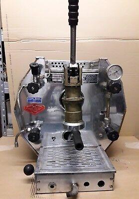 Machine à café expresso COMPÉTITION LA PAVONI DIAMANTE 1 GR 1956 no faema gaggia