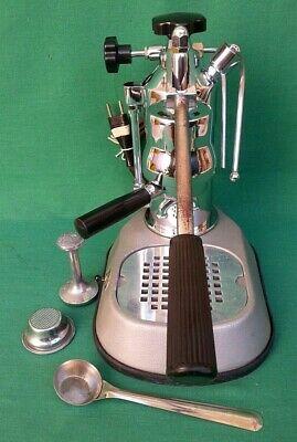 Machine à café à levier La Pavoni Europiccola First Model. N ° 66K.