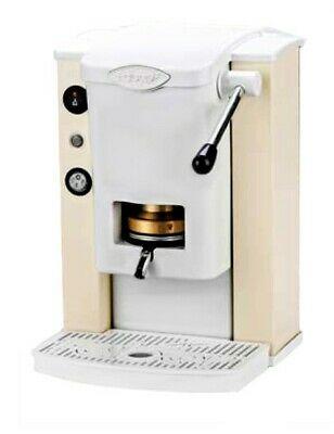 Machine à café ESE44mm pour dosettes - Faber Mini Slot Plast - Ivoire - Occasion