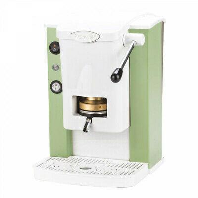 Machine à café ESE44mm pour dosettes - Faber Mini Slot Plast - Vert