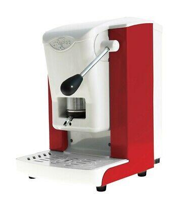 Machine à café pour gousses ESE44mm - FABER SLOT PLAST - Neuf - Rouge