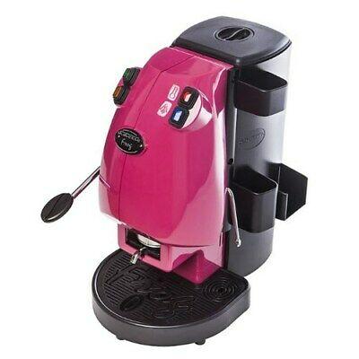 MACHINE A CAFE / CAPPUCCINO ESE 44mm - Grenouille Vapeur - Fuchsia