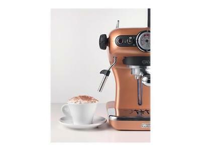 Machine à café Ariete Macch caffe c / dosettes vintage cuivre 1389RAME