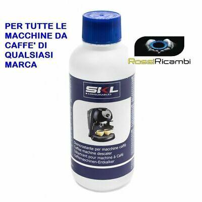 Liquide de détartrage Détartrant Machine à café Saeco Gaggia Ariete