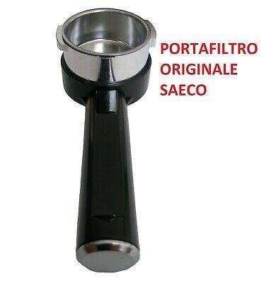 Porte-filtre d'origine Saeco Philips pour machine à café Poemia - Via Veneto Ect