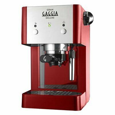 GAGGIA GRAN GAGGIA DELUXE - 0517472-B - 950W, 15 bars, 1L, 200x265x297