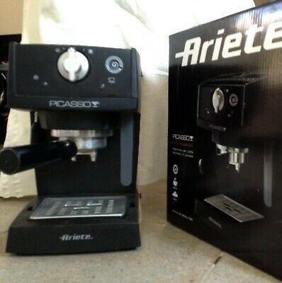 Machine à café expresso Picasso Ariete 1365 15 capsules de poudre de dosettes - Rotex