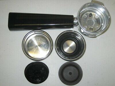 Porte-filtre à bras Ariete Kit complet machine à café rétro complète Miro Picasso