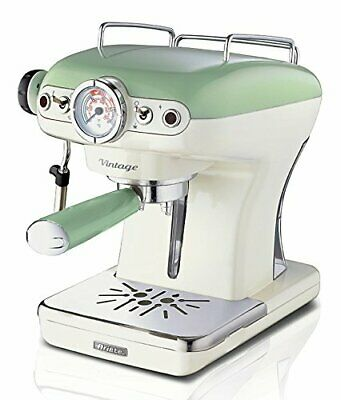 1539846-Ariete 1389 Vintage Espresso Coffee - Machine à café expresso pour pol