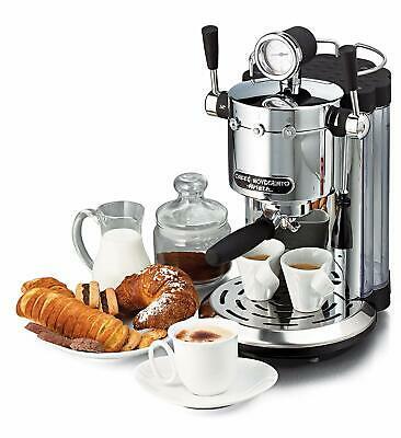 Ariete 1387/20 Caffè Novecento Machine à expresso, lait, espace de stockage