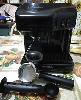 Dosettes à café cappuccino Ariete Cialdissima 1325/3 machine à café expresso