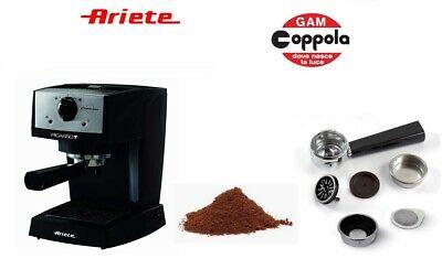 Machine à café avec dosettes et expresso Picasso Cialdissima Ariete 1366 Italie