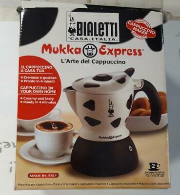 Mukka Express Bialetti pour cappuccino