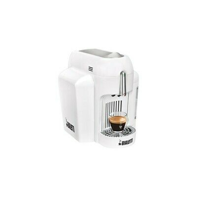 Bialetti Mini / Mini Express Café Blanc Cf62 Mini Express Blanc Une Capsule