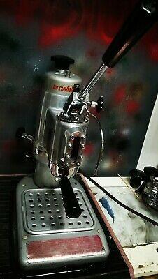 Machine à café professionnelle Microcimbali La Cimbali A Leva Espresso Italie Rara