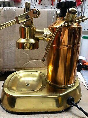 Machine à café expresso à levier professionnelle LA PAVONI