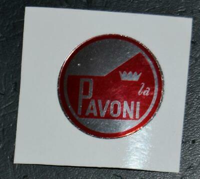 logo autocollant pour machine à café la Pavoni europiccola des années 60
