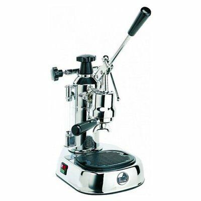 La Pavoni ELQ Machine à café chromée EUROPICCOLA LUXURY CHROME