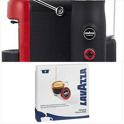 Machine à café Lavazza a Modo Mio Jolie & Milk Red, 1710 W, rouge