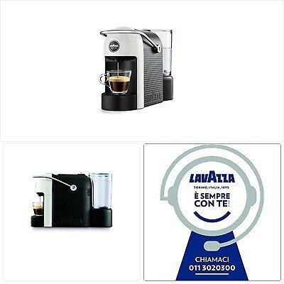 Machine à café Lavazza A Modo Mio Jolie, 1250 Watt, pression: 10 bar, blanche
