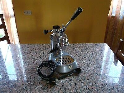 machine à café rare cafetière à levier OLYMPIA EXPR / LA PAVONI perfect no faema