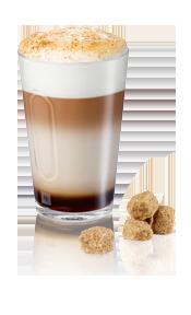 Recette Café Latte Macchiato Crème Brulée