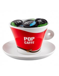 Tazzona Porta Cialde / Capsule Pop Caffè