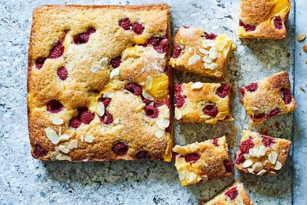 Recette De Gâteau À La Crème Aux Framboises
