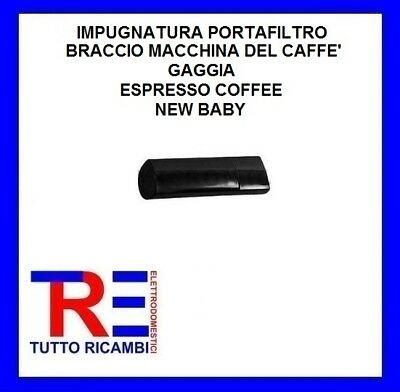 Poignée Porte-filtre Machine à Café Gaggia Espresso New Baby