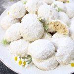 Recette de biscuits de mariage italiens