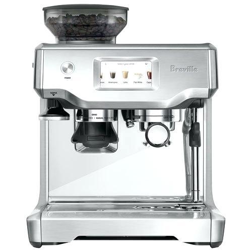 machine à café et à espresso avec moulin à café machine à espresso automatique avec moulin à café barista touch