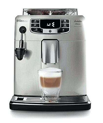 cafetière et machine à expresso avec moulin de luxe