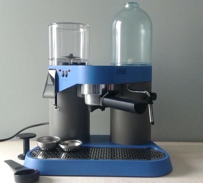 machine à café et à espresso avec moulin à café pour machine à espresso
