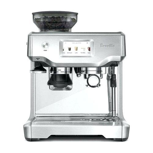 cafetière et cafetière avec machine à espresso Barista Touch