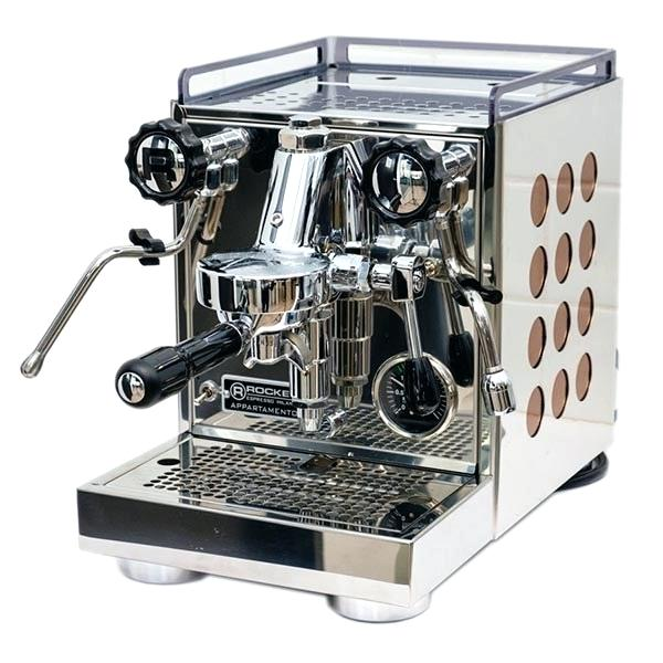 cafetière et machine à expresso avec machine à expresso moulin à roquette et fusée