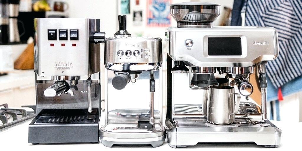 cafetière et machine à expresso avec moulin la meilleure machine à expresso pour débutants