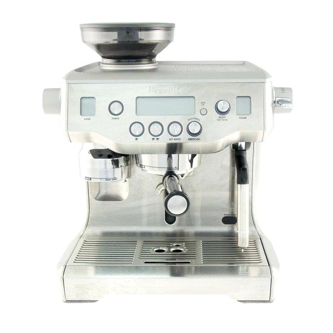 cafetière et cafetière avec machine à espresso oracle meuleuse
