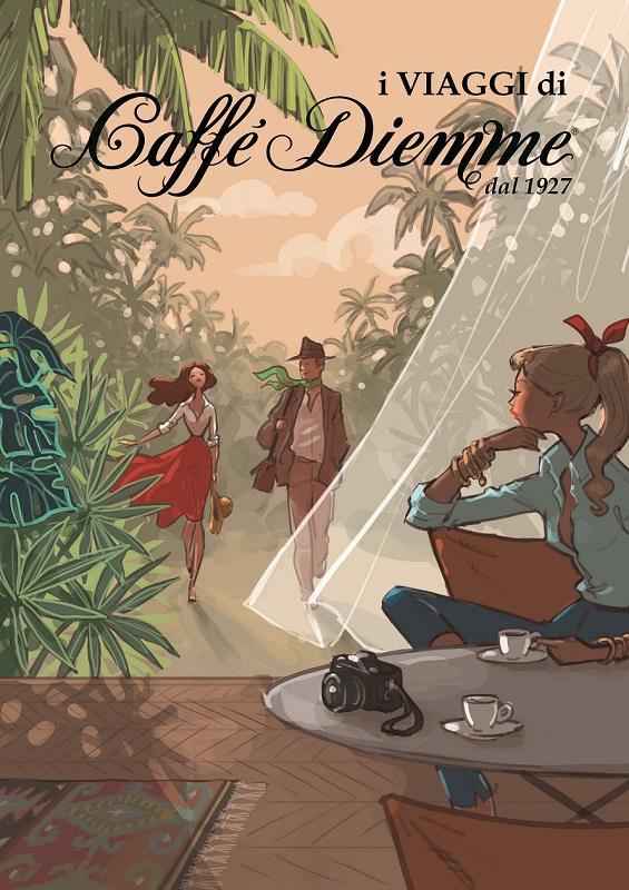 """Les voyages de Caffè Diemme """"width ="""" 565 """"height ="""" 800 """"srcset ="""" https://www.shop-ici-ailleurs.com/wp-content/uploads/2019/10/La-ligne-I-Viaggi-de-Caffe-Diemme-atterrit-dans-les.jpg 565w, https: //www.horecanews.it/wp-content/uploads/2019/10/CaffeDiemme_2019-04-15_IT_Cover_A41_web-212x300.jpg 212w, https://www.horecanews.it/wp-content/uploads/2019/20. / CaffeDiemme_2019 -04-15_EN_Cover_A41_web-297x420.jpg 297w """"tailles ="""" (largeur maximale: 565 pixels), 100vw, 565 pixels"""