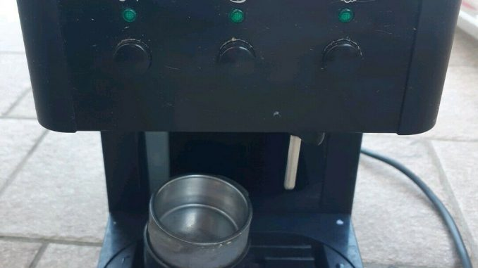 <pre><pre>MACHINE À CAFÉ GRAN Gaggia SIN040GBL (Saeco) d'occasion - 29,00 EUR