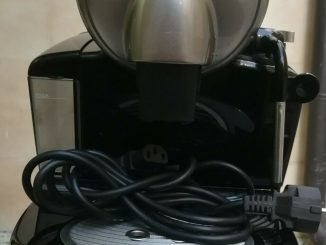 MACHINE À CAFÉ LAVAZZA Espresso & Cappuccino 101 Black Bidose - 35,00 EUR