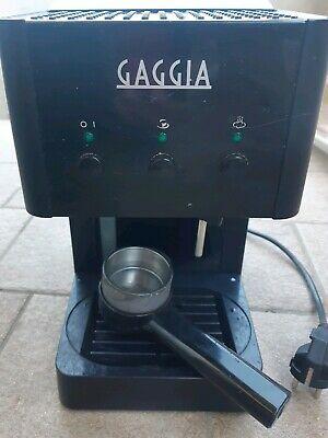 Gran Gaggia SIN040GBL (Saeco) machine à café de travail d'occasion