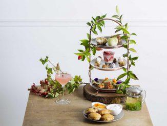 Meilleur thé d'après-midi végétalien à Londres 2019